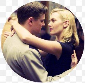 Leonardo Dicaprio - Leonardo DiCaprio Revolutionary Road Titanic Kate Winslet April Wheeler PNG