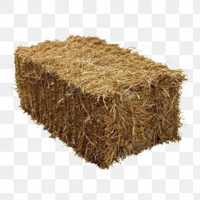 Tractor - Straw-bale Construction Baler Hay Tractor PNG