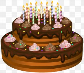 Birthday Cake Transparent Clip Art - Birthday Cake Clip Art PNG