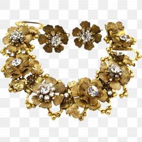 Jewellery - Bracelet Earring Jewellery Necklace Gold PNG