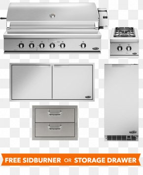 Gas Grills) Propane Natural Gas Stainless SteelIce Package - Barbecue BH136RL (Grills PNG