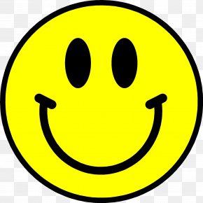 Smiley - Smiley Face Emoticon Clip Art PNG