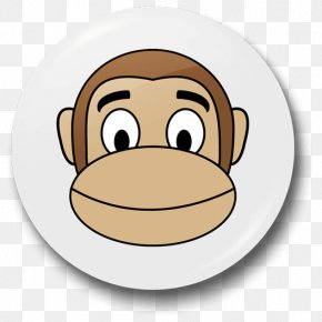 Cleaning Funny Monkey - Ape Mandrill Primate Clip Art Monkey PNG