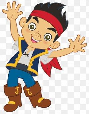 Jake - Captain Hook Piracy Neverland Clip Art PNG