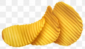 Potato Chips Vector Clipart - French Fries Potato Chip Potato Wedges PNG