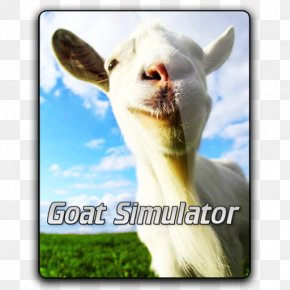 Goat - GoatZ Goat MMO Simulator Video Game PC Game PNG