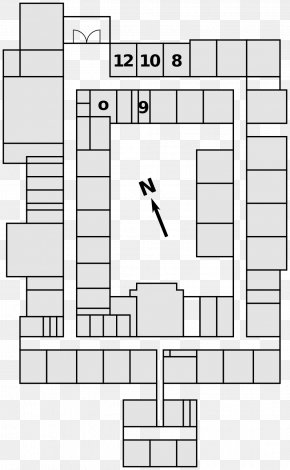 Edward Murphy Elementary School - Newtown School Shooting Sandy Hook Elementary School Floor Plan 14 December PNG