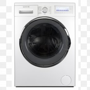 Servis - Washing Machines Combo Washer Dryer Clothes Dryer Laundry Home Appliance PNG