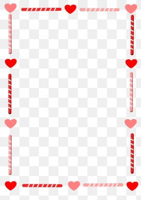 Valentine's Day Theme - Heart Clip Art PNG