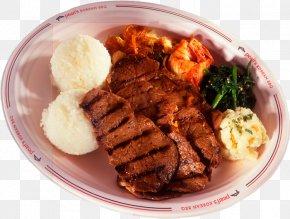 Korean Menu - Korean Cuisine Korean Barbecue Galbi Food PNG