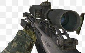 Sniper - Call Of Duty: Modern Warfare 2 Call Of Duty: Black Ops II Call Of Duty: Modern Warfare Remastered Call Of Duty: Modern Warfare 3 PNG