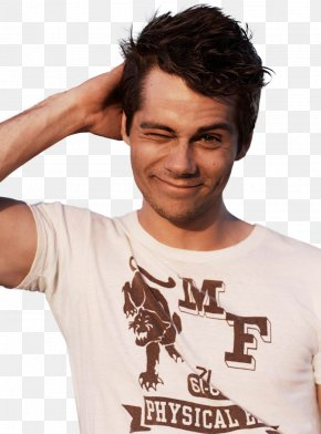 Logan Lerman - Dylan O'Brien Stiles Stilinski Teen Wolf San Diego Comic-Con PNG