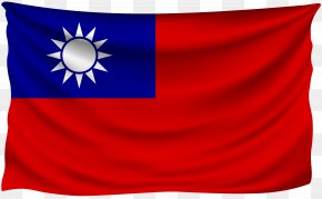 Taiwan Flag - Flag Of The Republic Of China Taiwan National Flag Gallery Of Sovereign State Flags PNG