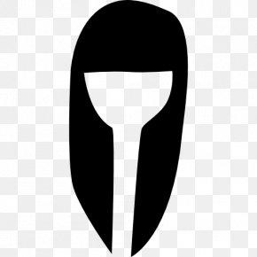 Long Hair - Black Hair Long Hair Hairstyle Capelli PNG