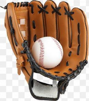 Baseball Glove - Baseball Glove Catcher Softball PNG