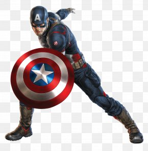 Captain America Picture - Captain America's Shield Clip Art PNG