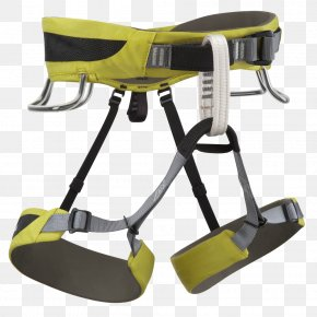 Climbing Harnesses Black Diamond Equipment Mountaineering Abseiling PNG