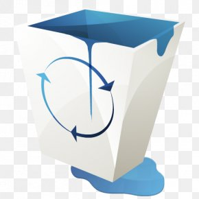 Recycle Bin - Trash Apple Icon Image Format PNG