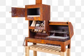 Outdoor Grill - Barbecue Wood-fired Oven Stove Kitchen PNG