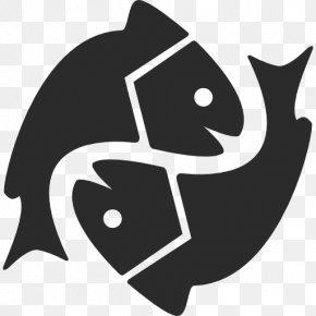 Pisces - JKS Aquatics Zodiac Horoscope Astrology Astrological Sign PNG