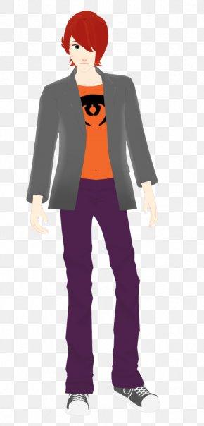 DeviantArt Tuxedo M. Character PNG