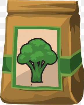 Broccoli - Paper Bag Vegetable Broccoli PNG