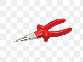 Needle Nose Pliers - Car Diagonal Pliers Tool Vertical-lift Bridge PNG