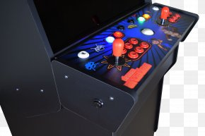 Asteroid - Smash TV Arcade Game Golden Age Of Arcade Video Games Arcade Cabinet Centipede PNG