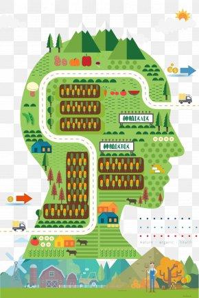 Human Brain Farm - Farm Agriculture PNG