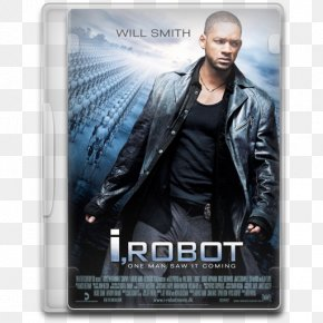 I Robot - Poster Action Film Brand PNG