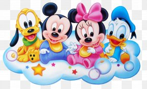 Minnie Mouse - Minnie Mouse Mickey Mouse Donald Duck Pluto Clip Art PNG