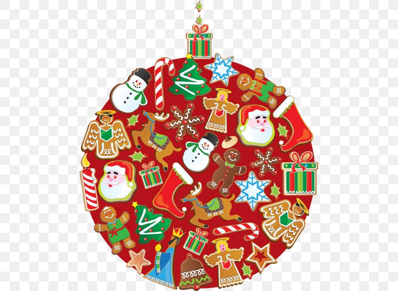 Christmas Ornament Santa Claus Clip Art, PNG, 492x600px, Christmas, Christmas Cookie, Christmas Decoration, Christmas Ornament, Christmas Tree Download Free
