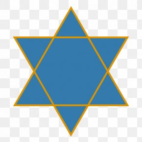 Pictures Of Star Of David - Flag Of Israel Illustration PNG