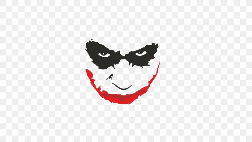 Joker Desktop Wallpaper Film Batman Wallpaper Png 3840x2160px