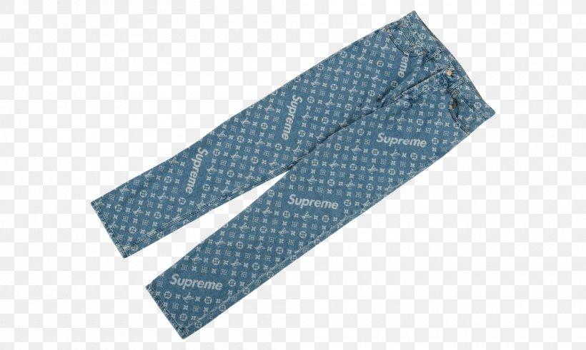 Supreme Jeans Lvmh Streetwear Monogram