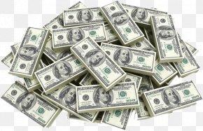United States - United States Dollar Money Banknote United States One Hundred-dollar Bill PNG