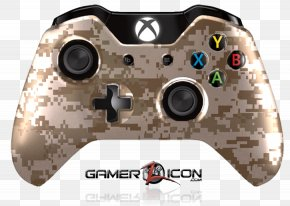 Xbox One Controller - Xbox 360 Controller Xbox One Controller Game Controllers Joystick PNG