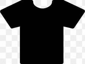T - T-shirt Clothing Sizes Crew Neck Clip Art PNG