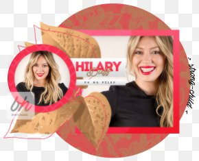 Hilary Duff - Text PNG