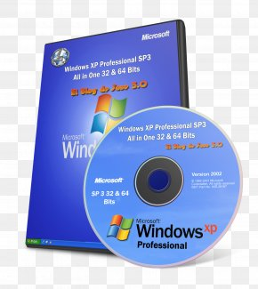 Wallpaper Windows Xp Professional 2002 - Windows XP Service Pack 3 Compact Disc Microsoft Windows PNG