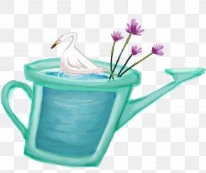 Swan Kettle - Kettle PNG