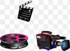 Video Camera - Photographic Film Video Camera Film Recorder PNG