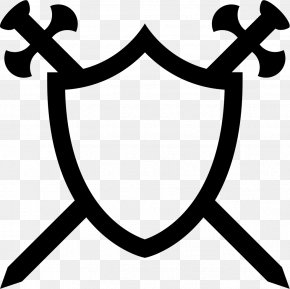 Shield - Symbol Shield Sword PNG
