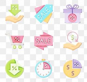 Stationery Paper Product - Font Clock Sticker Paper Product Stationery PNG