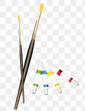 Vector Painting Pen - Euclidean Vector Painting Paintbrush PNG