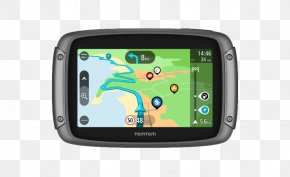 Motorcycle - GPS Navigation Systems TomTom Rider 450 Motorcycle PNG