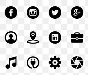 Social Media - Social Media Icon Design Social Network PNG