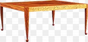 Games Kitchen Dining Room Table - Wood Table PNG