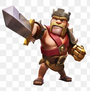 Clash Of Clans Transparent - Clash Of Clans Clash Royale Barbarian Supercell PNG