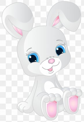 Cute Bunny Clip Art Image - Lossless Compression Image File Formats Computer File PNG